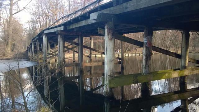 Как мост выглядит сейчас