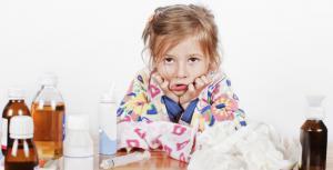 МОЗ назвал препараты, которыми нельзя лечить грипп у детей