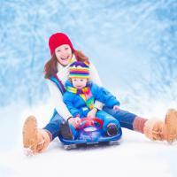 Снежные горки и контактный зоопарк: на Певчем поле состоится новогодний фестиваль