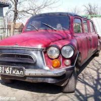 В Украине продают уникальный ретро-лимузин за $1000. Фото