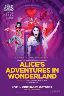 Приключения Алисы в стране чудес (Опера и балет в кино)
