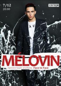 Melovin в клубе Sentrum