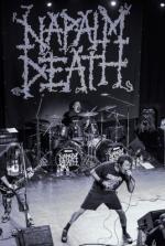 Napalm Death в Киеве