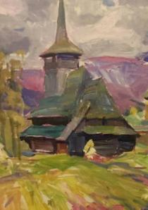 Выставка Золтана Федоровича Мички