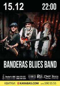 """Banderas BLUES BAND"" & ""Rebel Rock's"""