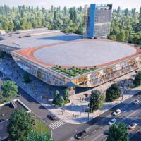 В Киеве будет реконструирована ледовая арена