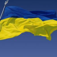 На Крещатике появится километровый флаг Украины