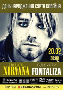 """Nirvana"" Tribute Show by Fontaliza & All Night"""