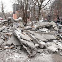 В столице снесли 57 гаражей. Фото