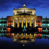В Киеве проведут международный фестиваль света