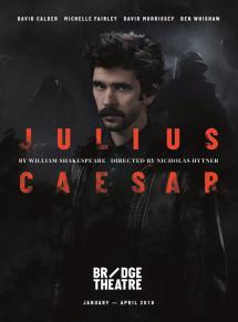 Юлий Цезарь: Бен Уишоу (Британский театр в кино)