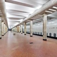 Как будет выглядеть станция метро «Святошин» после ремонта. Фото