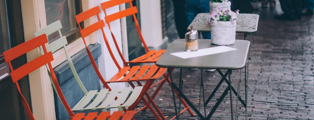 Террасы здорового человека: 14 заведений Киева со столиками на улице