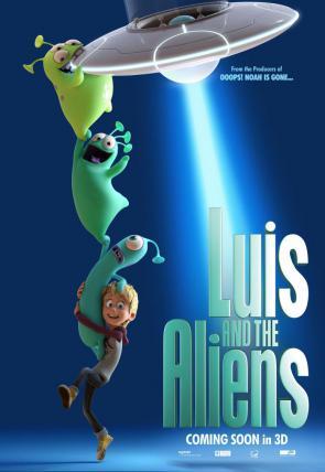 Луис и пришельцы