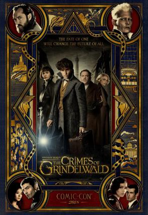 Фантастические звери: Преступления Гриндельвальда