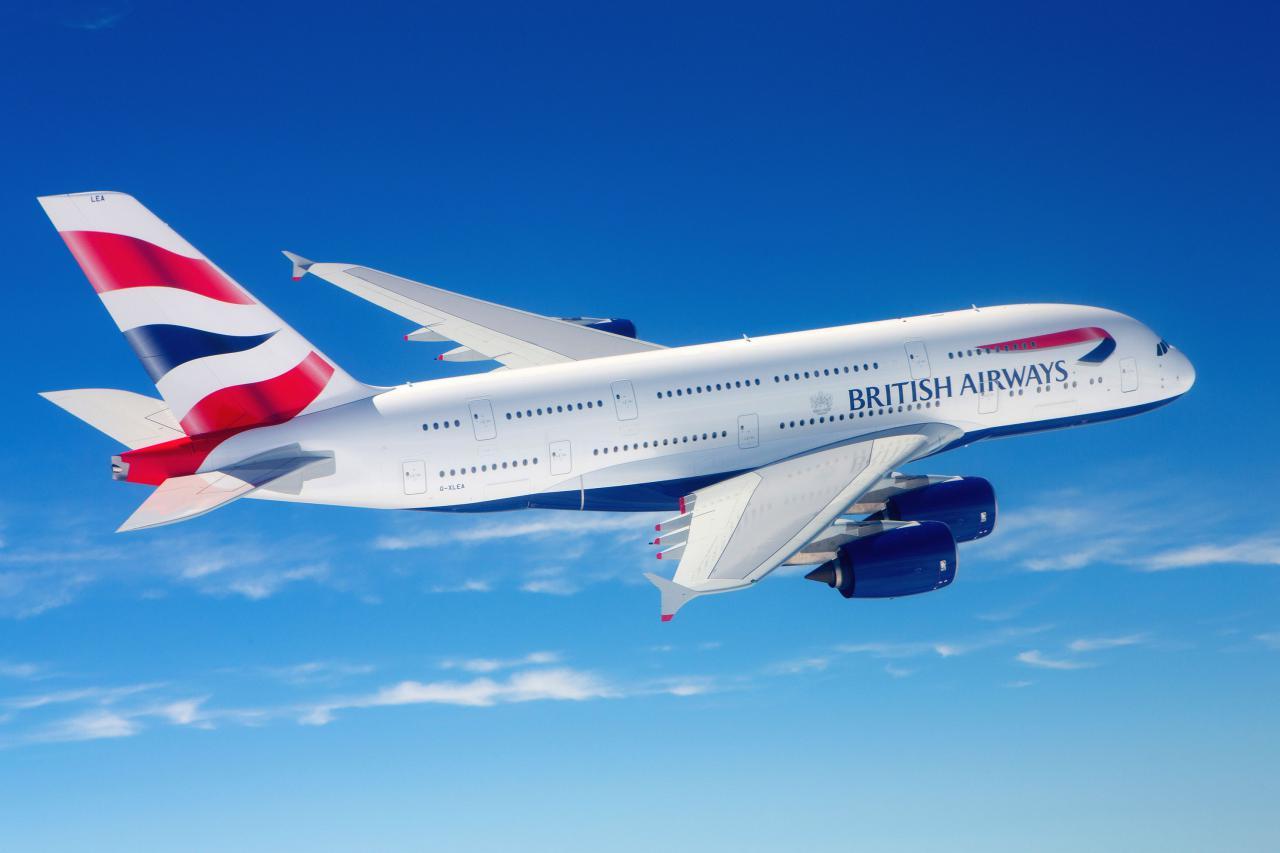 Самолет British Airways случайно прилетел в Шотландию вместо Германии
