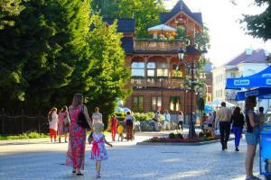 Санатории Трускавца — лучшее место для летнего отдыха и оздоровления