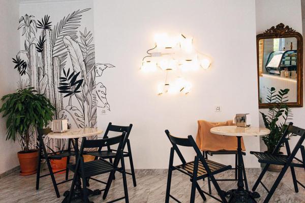 В Киеве открылось кафе с вкусной и здоровой пищей