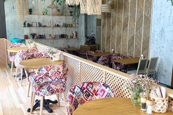 В центре Киева открылся ресторан вкусной и здоровой пищи «Фенхель»