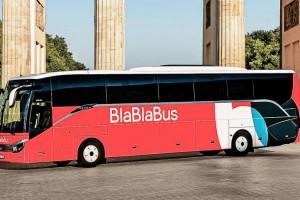 В Украину хочет зайти французский автобусный перевозчик BlaBlaBus