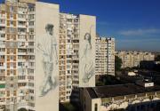 Кто и зачем рисует муралы в Киеве: Sky Art Foundation