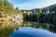 Давайте после майских: красивые места под Киевом, куда можно сбежать от суеты
