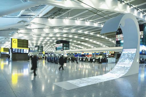 Лондонский аэропорт «Хитроу» скоро начнет принимать рейсы из Киева