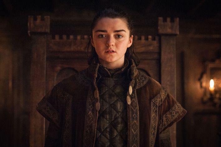«Последняя выжившая»: Арья Старк выложила спойлер к новым «Играм престолов»