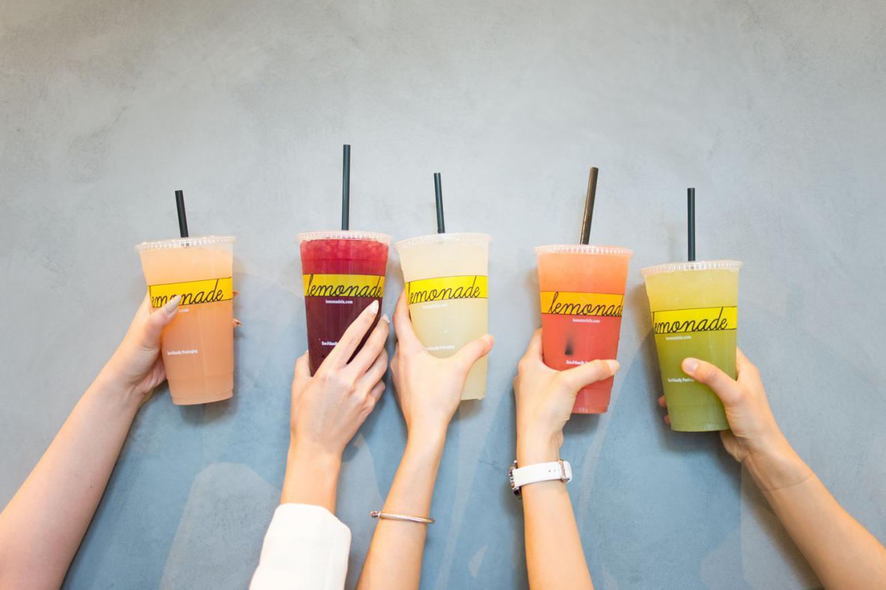 Освежись: 11 заведений с лучшими лимонадами в Киеве