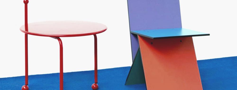 Лондонский мебельный проект распродает предметы из архивных каталогов IKEA
