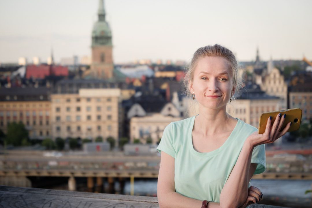 Ожидание – реальность: украинка о жизни в Стокгольме