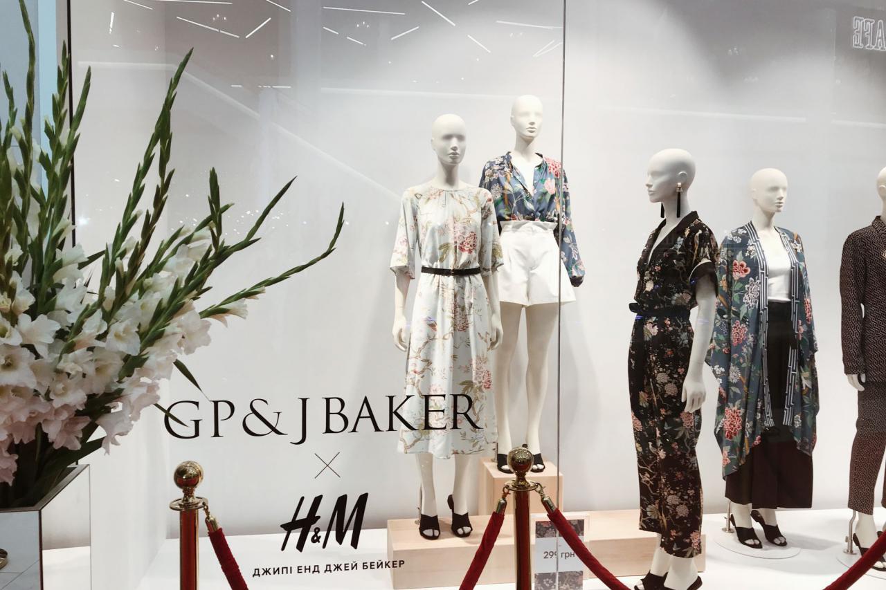 H&M назвал дату открытия второго магазина в Киеве