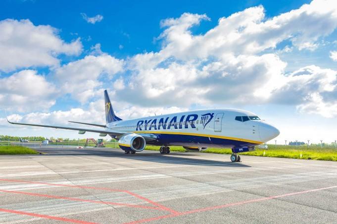 Ryanair запустит рейсы из Одессы в Барселону и Афины