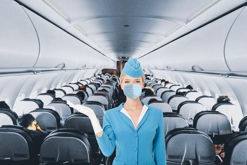 В самолет только в маске: на авиарейсах в ЕС ввели новые правила для пассажиров