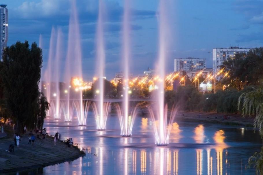 В Киеве появится фонтан перед одной из центральных станций метро