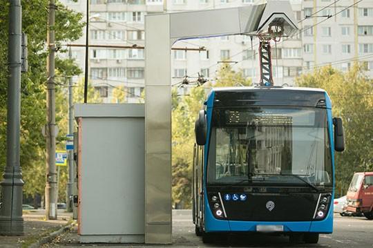 В Украине планируют выпускать электробусы и зарядные устройства к ним