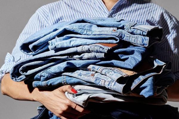 В Украине появилась возможность сдать одежду на переработку по почте