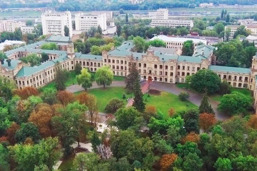 В общежитии Киевского политеха COVID зафиксировали у трети жителей