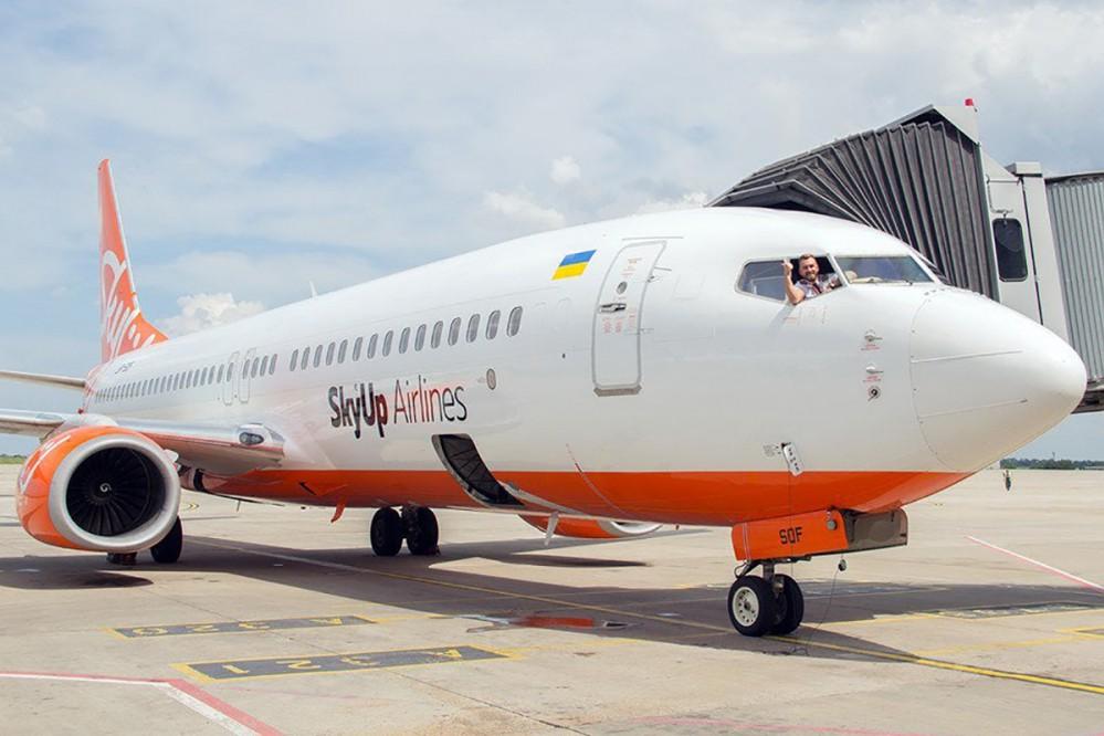 Авиакомпания SkyUp приняла решение отложить старт полетов в девять стран