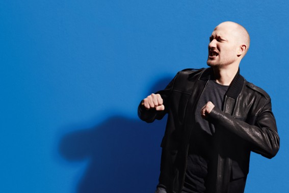 Один из самых популярных техно-артистов мира снимет клип в Киеве