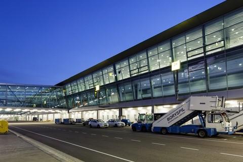 В Киеве аэропорт «Борисполь» в 7 раз увеличил пассажиропоток