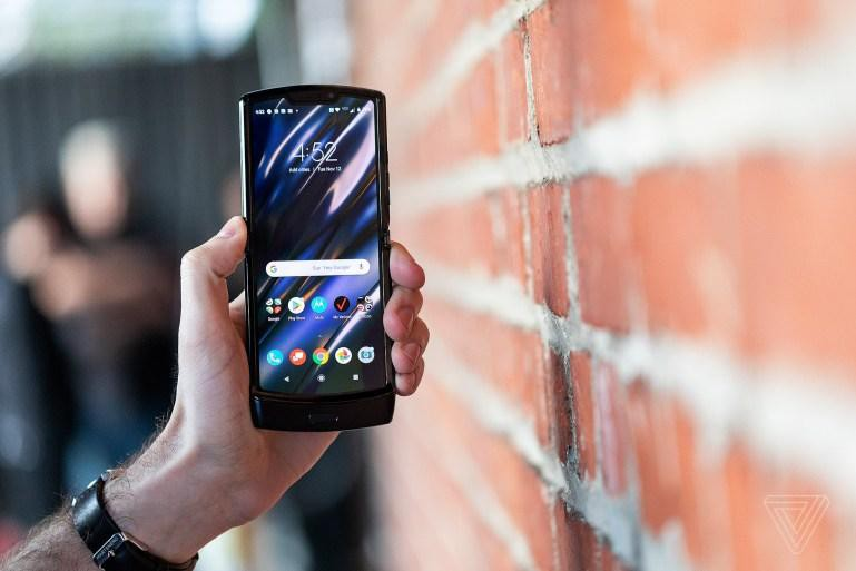 Motorola готовит к выпуску недорогой 5G смартфон с названием «Киев»