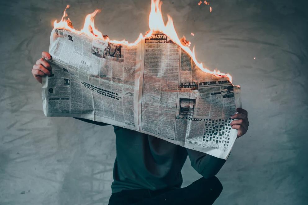 Водичка не в эспрессо: киевские журналисты рассказали, что их бесит в работе