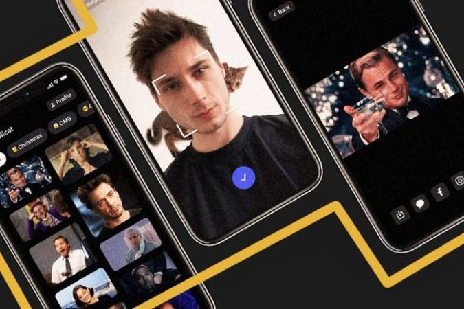 Украинское приложение Reface обошло TikTok и Instagram в в App Store