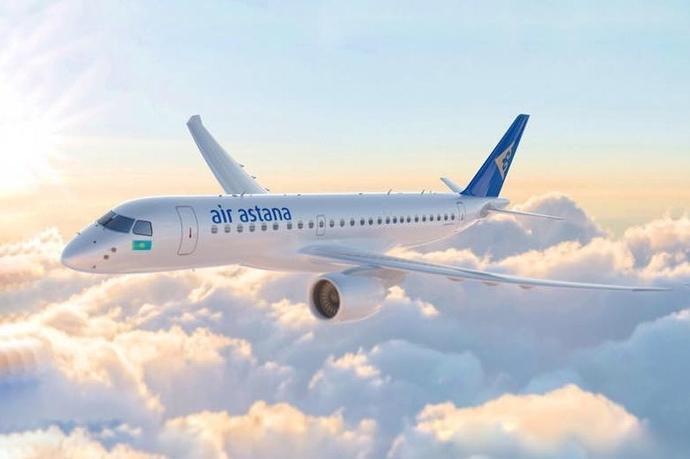 Со следующей недели возобновляются прямые авиарейсы Киев - Астана