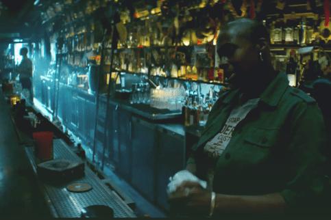 Make it Count: виски Jack Daniel's снял рекламу в столичном баре на Крещатике