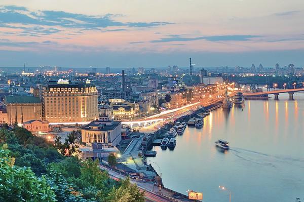 Киев может попасть в топ-100 лучших городов мира, но не раньше чем через 5 лет