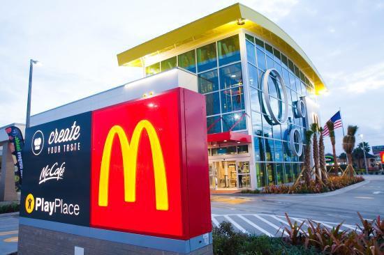 Компания McDonald's открыла первый ресторан, который не потребляет электричество