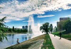 Гастронаводки: где обедать и ужинать на Русановской набережной