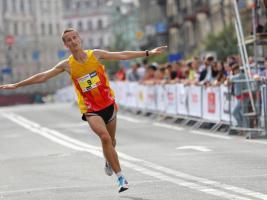 На выходных в Киеве пройдет масштабный забег и спортивный фестиваль